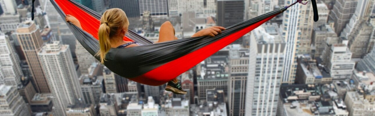 The Surprising Health Benefits of Sleeping in a Hammock