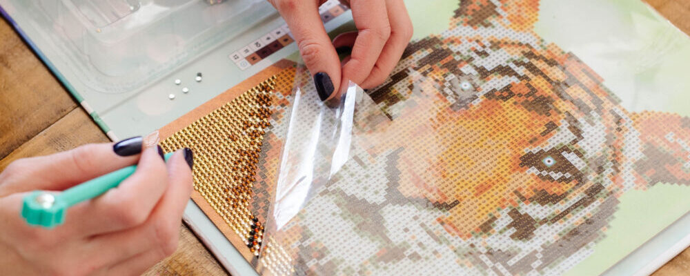 The Art of Diamond Paintings