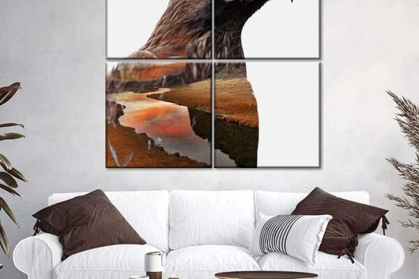 5 Types of Wall Arts Suitable for Modern Home Décor